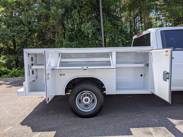 2021 GMC Sierra 3500 Crew Cab 4x4, Service Body #F1310965 - photo 6