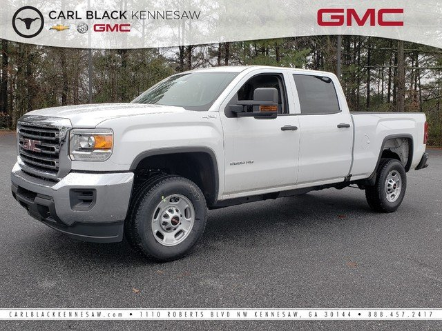 2019 Sierra 2500 Crew Cab 4x4,  Pickup #F1390317 - photo 1