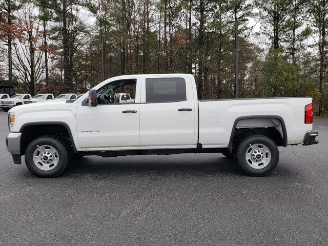 2019 Sierra 2500 Crew Cab 4x4,  Pickup #F1390317 - photo 4