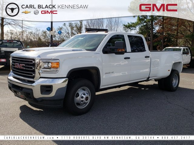 2019 Sierra 3500 Crew Cab 4x4,  Pickup #F1390385 - photo 1