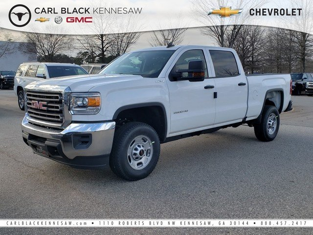 2019 Sierra 2500 Crew Cab 4x4,  Pickup #F1390396 - photo 1