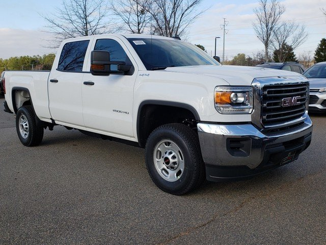 2019 Sierra 2500 Crew Cab 4x4,  Pickup #F1390396 - photo 7