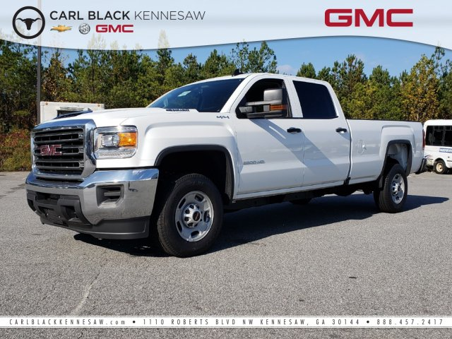 2019 Sierra 2500 Crew Cab 4x4,  Pickup #F1390438 - photo 1