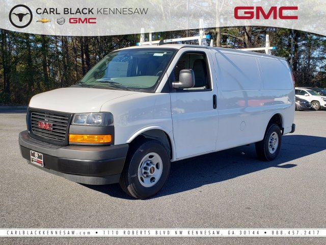 2018 Savana 2500 4x2,  Empty Cargo Van #F1390489 - photo 1