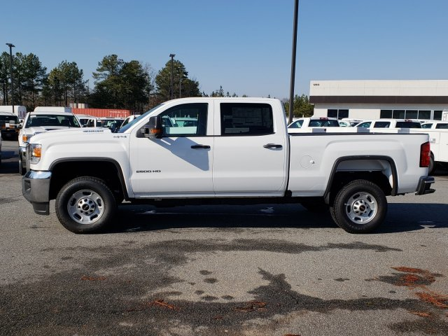 2019 Sierra 2500 Crew Cab 4x4,  Pickup #F1390542 - photo 3