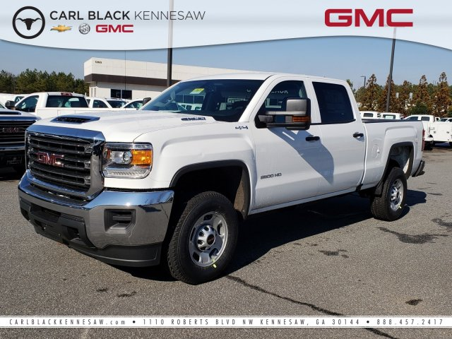 2019 Sierra 2500 Crew Cab 4x4,  Pickup #F1390543 - photo 1