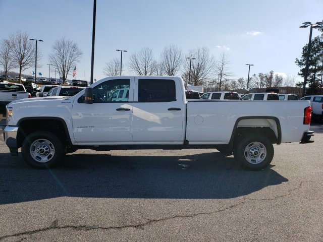 2019 Sierra 2500 Crew Cab 4x4,  Pickup #F1390544 - photo 3