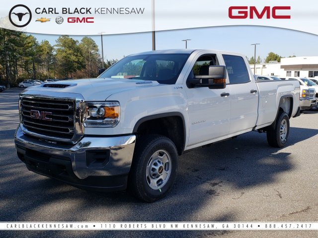 2019 Sierra 2500 Crew Cab 4x4,  Pickup #F1390546 - photo 1