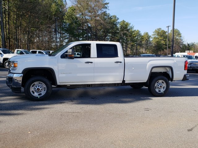 2019 Sierra 2500 Crew Cab 4x4,  Pickup #F1390546 - photo 3