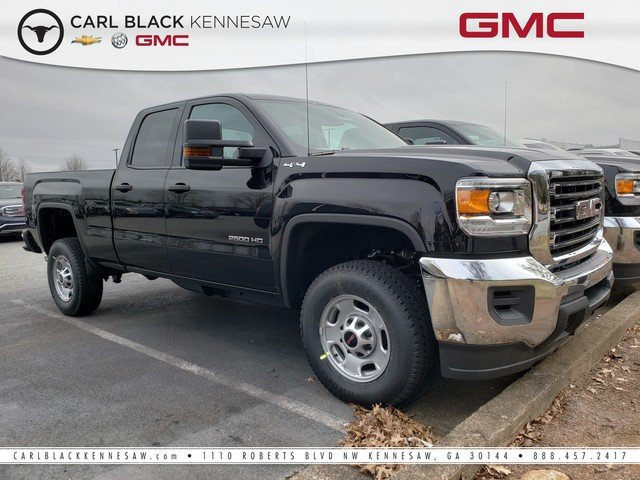 2019 Sierra 2500 Extended Cab 4x4,  Pickup #F1390556 - photo 1
