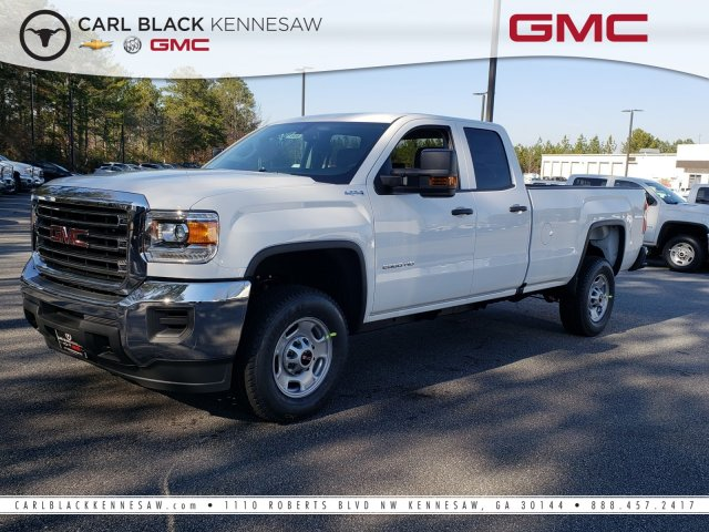 2019 Sierra 2500 Extended Cab 4x4,  Pickup #F1390559 - photo 1