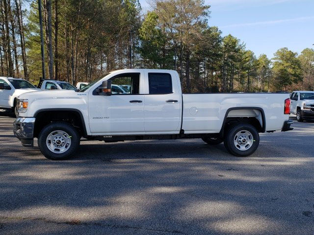 2019 Sierra 2500 Extended Cab 4x4,  Pickup #F1390559 - photo 3