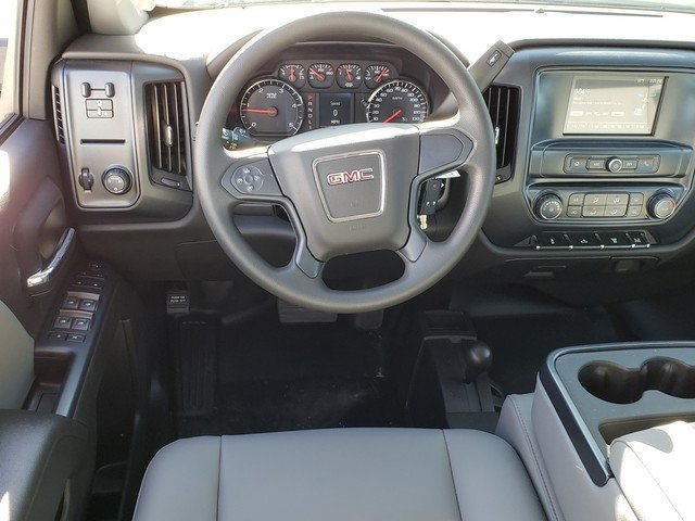 2019 Sierra 3500 Crew Cab DRW 4x4,  CM Truck Beds Hauler Body #F1390616 - photo 5