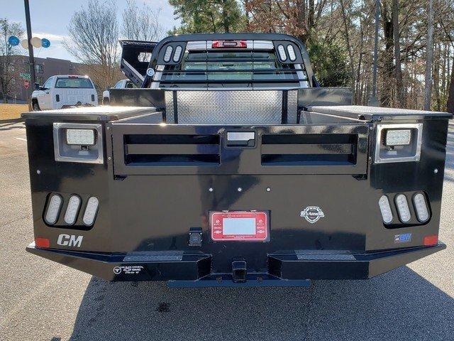 2019 Sierra 3500 Crew Cab DRW 4x4,  CM Truck Beds Hauler Body #F1390616 - photo 6