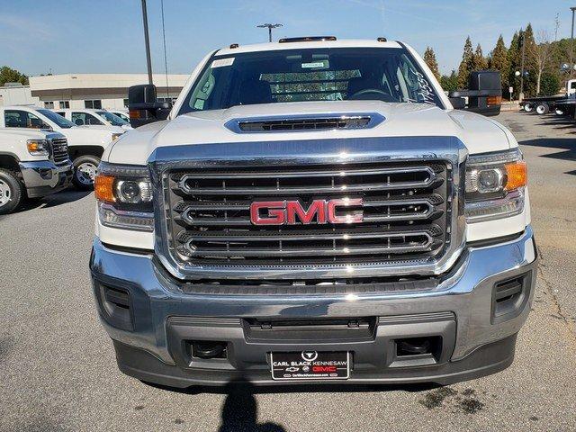 2019 Sierra 3500 Crew Cab DRW 4x4,  CM Truck Beds Hauler Body #F1390616 - photo 7