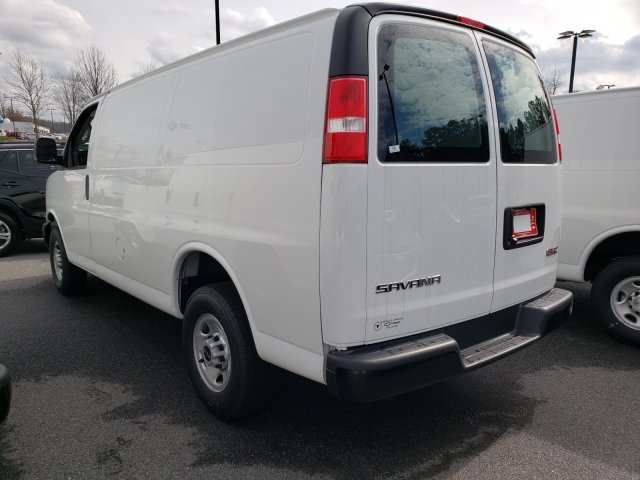2019 Savana 2500 4x2,  Empty Cargo Van #F1390676 - photo 1