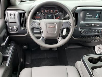 2019 Sierra 3500 Crew Cab DRW 4x2,  CM Truck Beds Dealers Truck Platform Body #F1390777 - photo 6