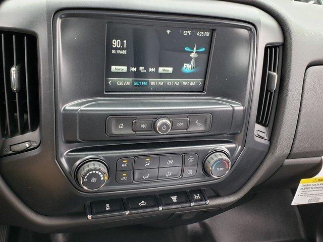 2019 Sierra 3500 Regular Cab DRW 4x4,  Commercial Truck & Van Equipment Gooseneck Platform Body #F1390779 - photo 9