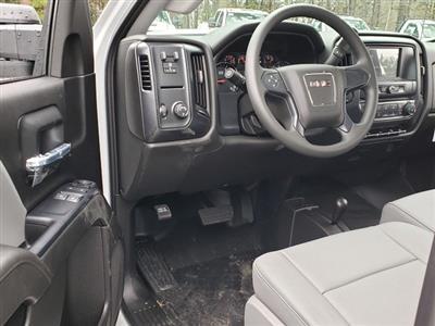 2019 Sierra 3500 Regular Cab DRW 4x4,  Commercial Truck & Van Equipment Gooseneck Platform Body #F1390779 - photo 5
