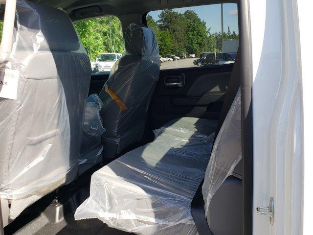 2019 Sierra 3500 Crew Cab 4x4,  Cab Chassis #F1390960 - photo 5