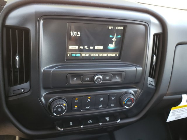 2019 Sierra 3500 Crew Cab 4x4,  Cab Chassis #F1390960 - photo 8