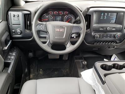 2019 Sierra 3500 Crew Cab DRW 4x4,  Hillsboro GII Steel Platform Body #F1390999 - photo 4