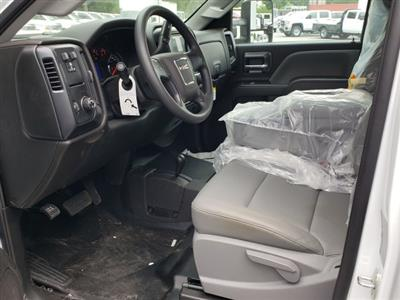 2019 Sierra 3500 Crew Cab DRW 4x4,  Hillsboro GII Steel Platform Body #F1391000 - photo 3
