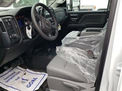 2019 Sierra 3500 Crew Cab DRW 4x4,  Hillsboro GII Steel Platform Body #F1391003 - photo 5