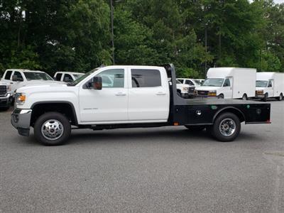 2019 Sierra 3500 Crew Cab DRW 4x2,  CM Truck Beds SK Model Platform Body #F1391029 - photo 2