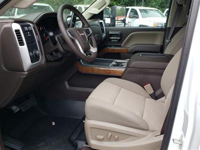 2019 Sierra 3500 Crew Cab DRW 4x2,  CM Truck Beds SK Model Platform Body #F1391029 - photo 3