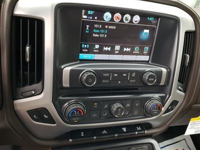 2019 Sierra 3500 Crew Cab DRW 4x2,  CM Truck Beds SK Model Platform Body #F1391029 - photo 8