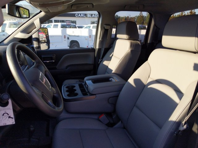 2019 Sierra 2500 Double Cab 4x4, Reading SL Service Body #F1391135 - photo 10