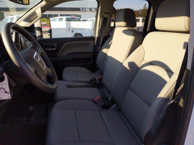 2019 Sierra 2500 Double Cab 4x4, Reading SL Service Body #F1391135 - photo 11