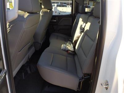 2019 Sierra 2500 Double Cab 4x4, Reading SL Service Body #F1391135 - photo 20