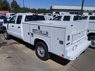 2019 Sierra 2500 Double Cab 4x4, Reading SL Service Body #F1391220 - photo 2