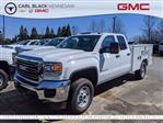 2019 Sierra 2500 Double Cab 4x4, Reading SL Service Body #F1391220 - photo 1