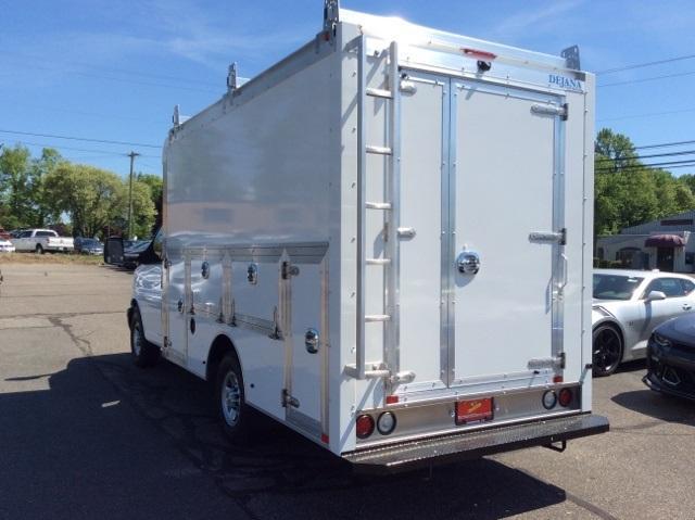 2018 Express 3500 4x2,  Dejana Truck & Utility Equipment DuraCube Max Service Utility Van #8726 - photo 19