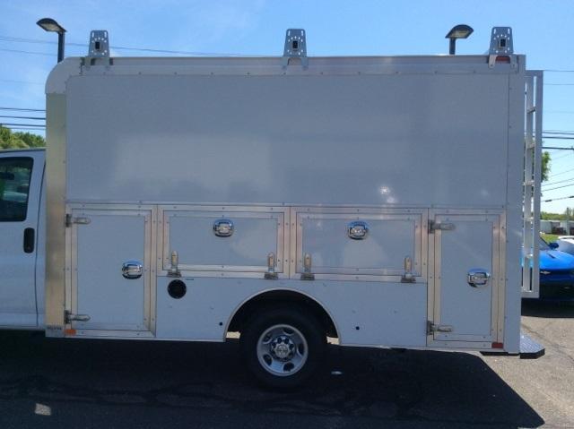 2018 Express 3500 4x2,  Dejana Truck & Utility Equipment DuraCube Max Service Utility Van #8726 - photo 10