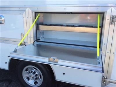 2018 Express 3500 4x2,  Dejana Truck & Utility Equipment DuraCube Max Service Utility Van #8726 - photo 15
