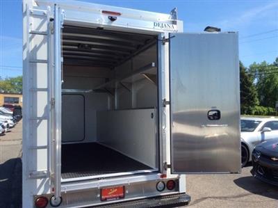 2018 Express 3500 4x2,  Dejana Truck & Utility Equipment DuraCube Max Service Utility Van #8726 - photo 21