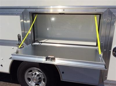 2018 Express 3500 4x2,  Dejana Truck & Utility Equipment DuraCube Max Service Utility Van #8726 - photo 30