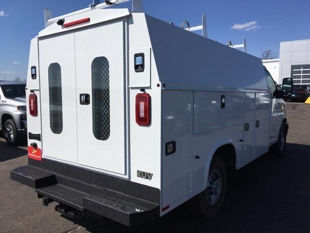 2019 Express 3500 4x2,  Knapheide Service Utility Van #9559 - photo 1