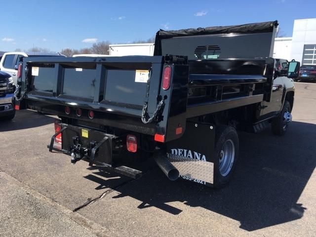 2019 Silverado 3500 Regular Cab DRW 4x4,  Rugby Dump Body #9569 - photo 1
