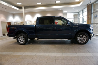 2017 F-150 SuperCrew Cab 4x4, Pickup #00P14366 - photo 8