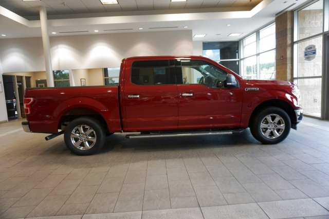 2018 F-150 SuperCrew Cab 4x2,  Pickup #00R13817 - photo 8