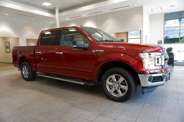 2018 F-150 SuperCrew Cab 4x2,  Pickup #00R13817 - photo 1