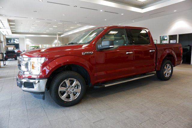 2018 F-150 SuperCrew Cab 4x2,  Pickup #00R13817 - photo 4