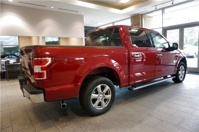2018 F-150 SuperCrew Cab 4x2,  Pickup #00R13817 - photo 2
