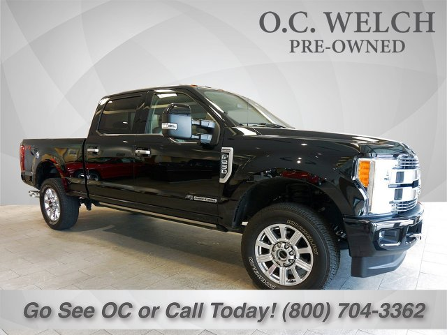 2018 F-250 Crew Cab 4x4,  Pickup #00R36546 - photo 1