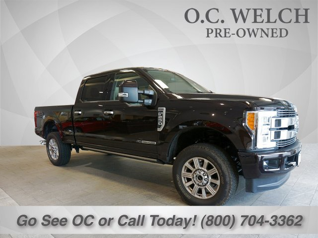 2018 F-250 Crew Cab 4x4,  Pickup #00R36554 - photo 1